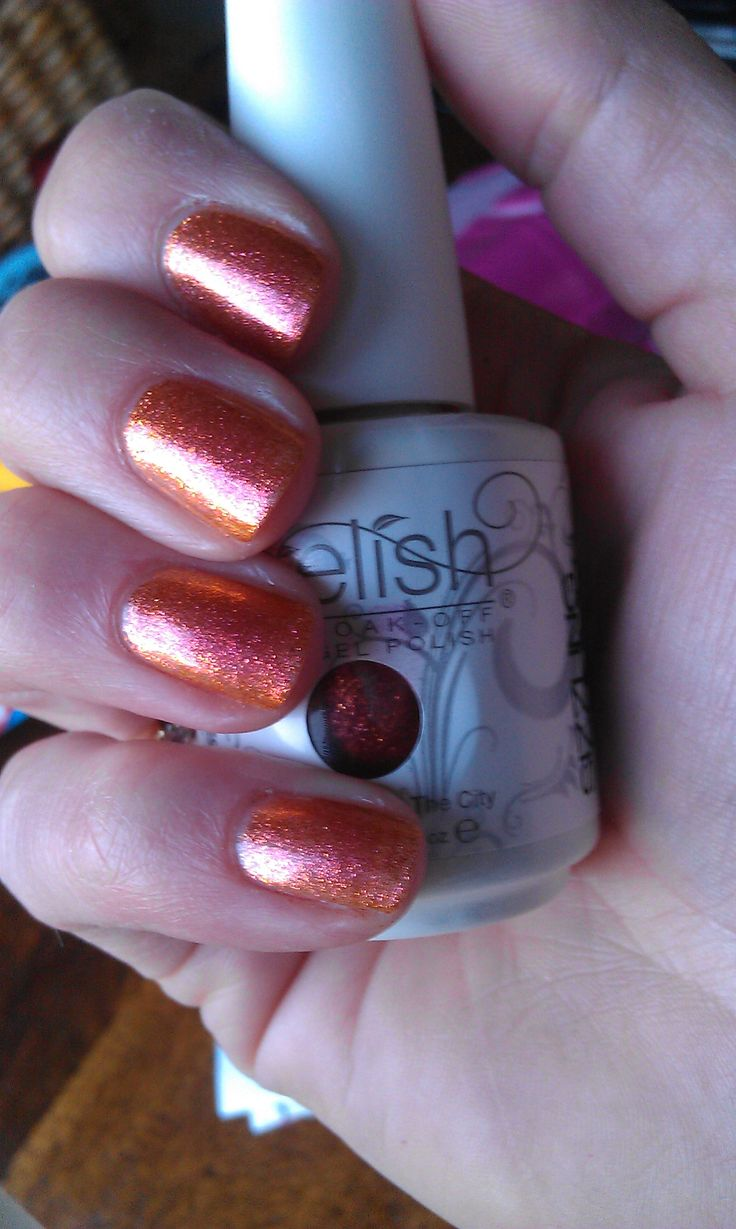 16 Best Images About Gelish Nail Varnish On Pinterest