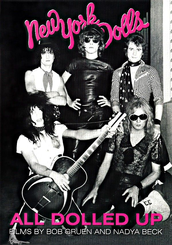 New York Dolls - All Dolled Up - 2005