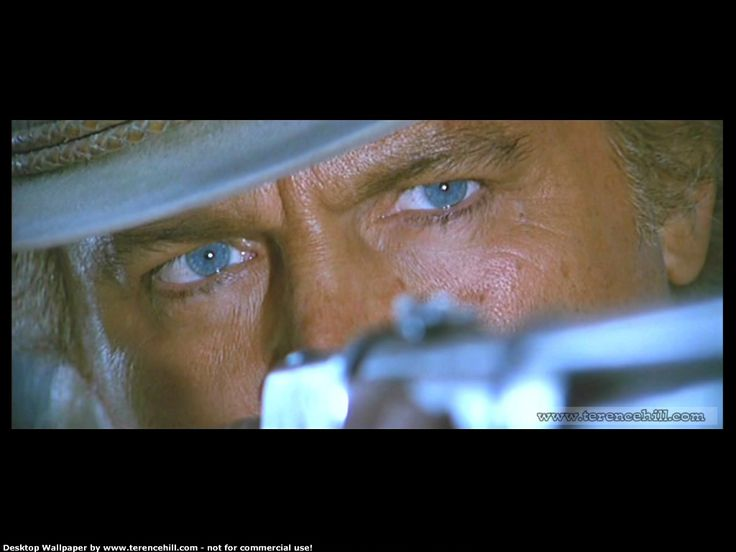 Blue eyes - Terence Hill