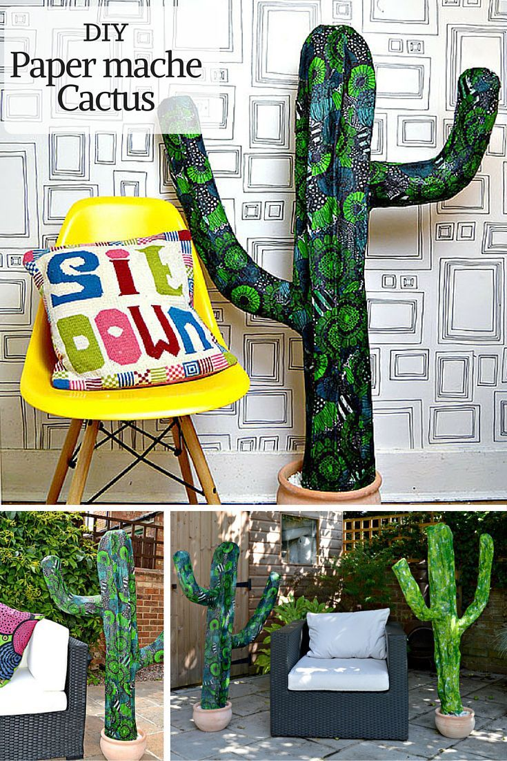 Add Some Fun To Your Home And Garden Decor With These Easy Make Giant Paper