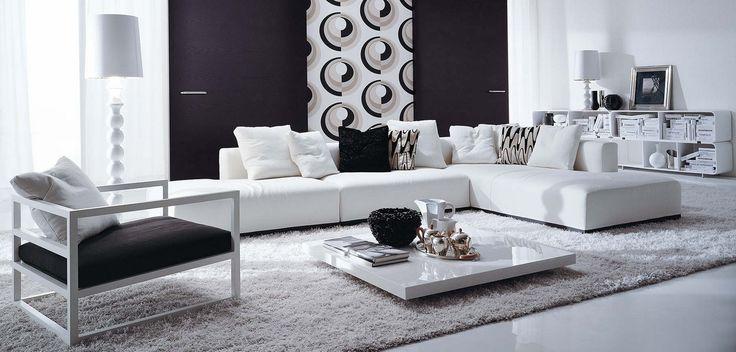 Attico Sofa #frigeriosalotti #style #interior #living #design #italiandesign #sofa