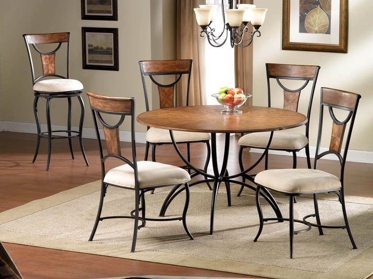 Hillsdale Pacifico 5 Piece Dining Set