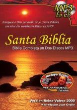 Santa Biblia / Completa en Dos Miscos MP3 PLUS DVD (Spanish Edition)
