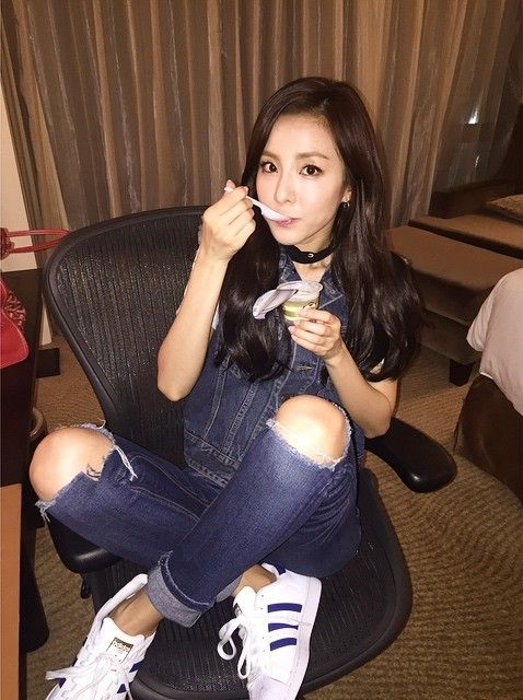 daraxxi | Dara  Is she a vampire?  - the question I ask myself every time I see her