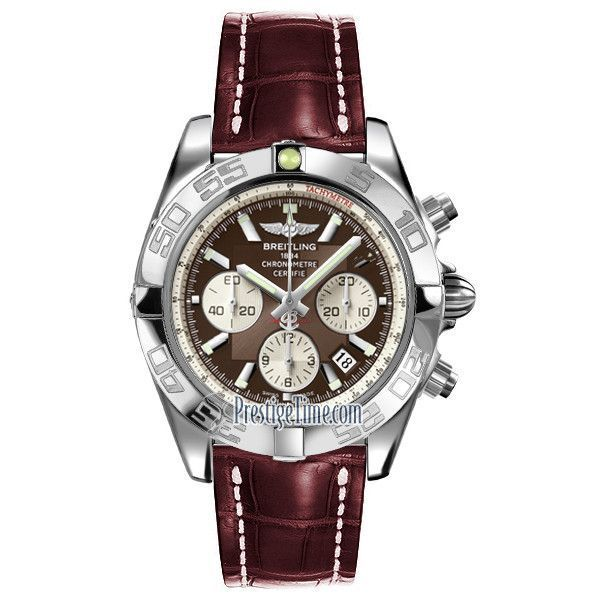 Breitling Chronomat 44 ab011012/q575/735p Watch ($6,520) ❤ liked on Polyvore featuring men's fashion, men's jewelry, men's watches, stainless steel, mens diamond bezel watches, mens stainless steel watches and breitling mens watches #menswatchesfashion #men'sjewelry