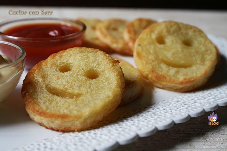 Faccine di patate al forno: semplicissime e velocissime da realizzare. Piaceranno a tutti, grandi e piccini. Da servire calde.