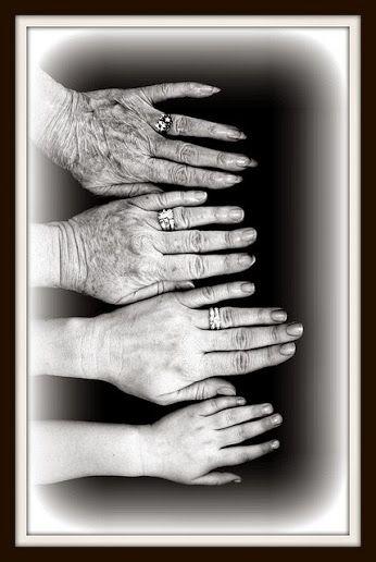 foto handen generatie