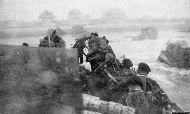 easy company d-day landing
