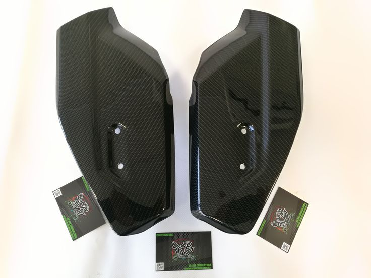 Paraforcelle Yamaha carbon look!