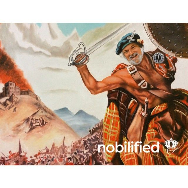 The Scotts are coming! This is your world, who will you be?  Nobilify yourself today!