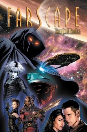 Farscape, Volume Four: Tangled Roots by Rockne S. O'Brian, et al...Ryan Mercer, Comics Book, Http Www Ryanmercer Com, Farscape Boom, Roots 1094, Tangled Roots, Boom Studios, Mercer Httpwwwryanmercercom, Partner Ryan