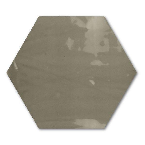 Kolekcja Vintage - płytki ścienne Hexagon Vintage Lead 17,5x20,2