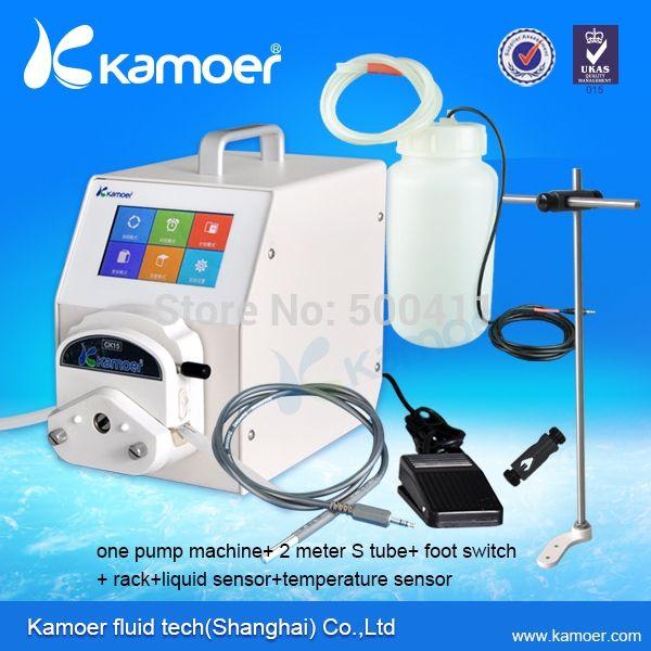 520.00$  Buy here - http://ali3w4.worldwells.pw/go.php?t=32226982145 - Kamoer Lab UIP Peristaltic Pump Set V 520.00$