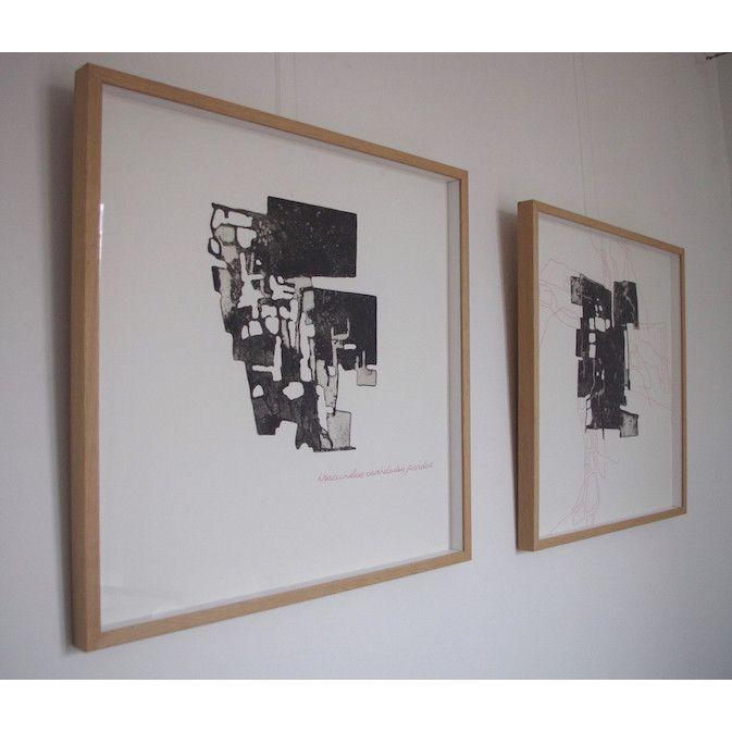 Sutures I. & II. sont deux gravures de León Garreaud de Mainvilliers à découvrir en vidéo sur notre galerie en ligne, dans le cadre de l'exposition Mémoires Visuelles