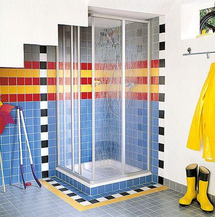 DIANA Bad, Dusche Der 90er · DianaGeschichteSchlechtBadezimmer
