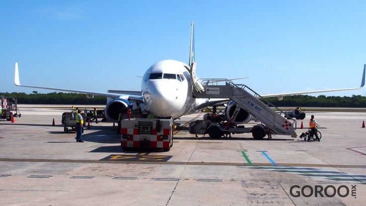 Cancun International Airport - Quintana Roo, Mexico