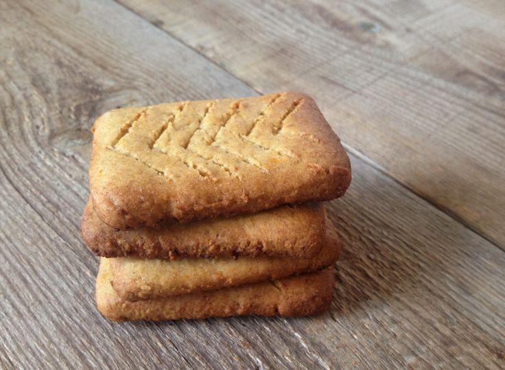 Biscuits Façon Gerblé à l'Orange