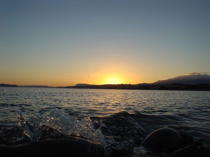 #Platania #Beach #Chania #Sunrise #Crete  Photo credits: Manos Paraskakis