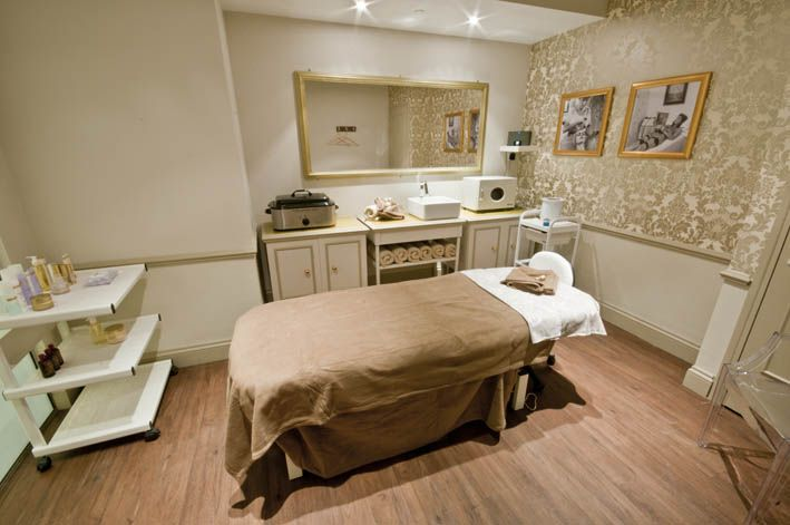 Champneys Day Spa treatment room