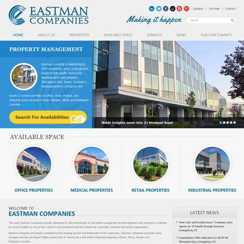 New website for Real Estate company *Guaranteed*