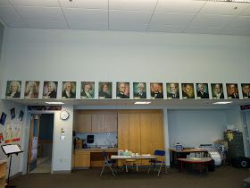 The Sharp Music Teacher: An elementary music teacher's blog: Loved the Composer Timeline with the biography photos - wonder if it would fit in my classroom