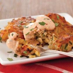 Check out this Shrimp Étouffée Boulette recipe from LouisianaSeafood.com