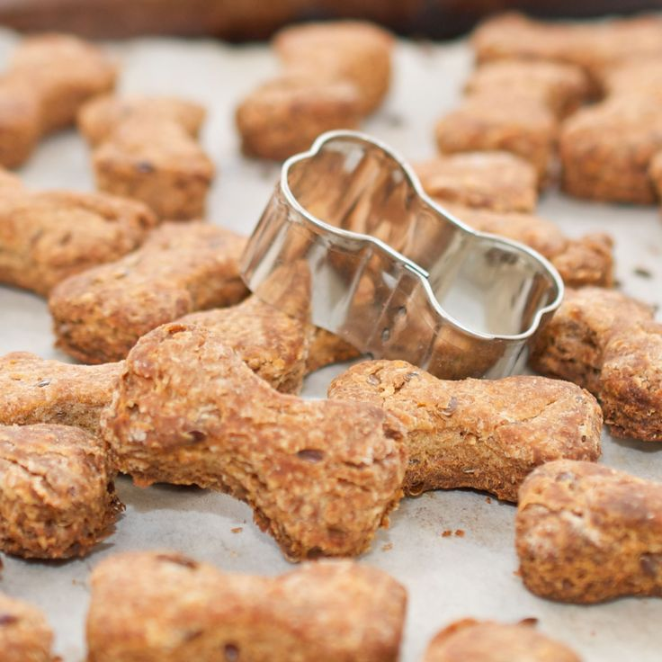 Com um pouco de tempo e dedicação, agora você vai poder fazer deliciosos biscoitos caseiros para o seu cão, com ingredientes totalmente naturais. Essas delícias caninas não só vão conquistar