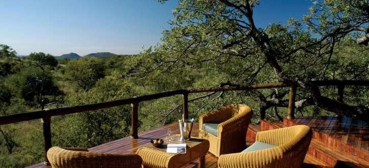 Amazing views  - Tuningi Lodge
