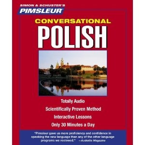 Polish, Conversational: Learn to Speak and Understand Polish with Pimsleur Language Programs (Instant Conversation)...want this : )