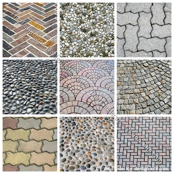 Best 25 paver patterns ideas on pinterest brick pavers for Paved front garden designs