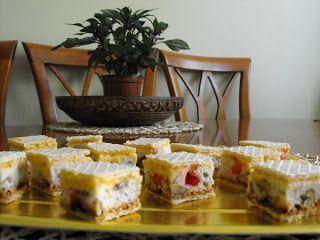 Ildikó receptjei: Erdélyi ostyalapos