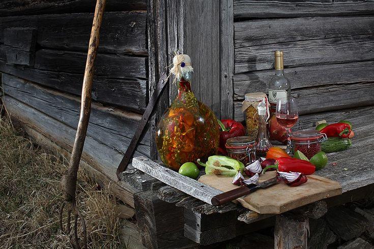 Bucatarie Hoinara - photography by razvan a. voiculescu