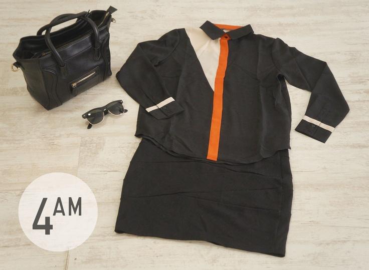 blusa y cartera 4AM