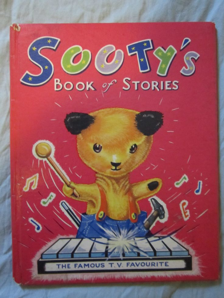 Sooty's book of stories