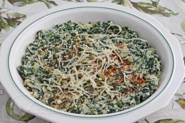 De 25+ bedste idéer inden for Skinny spinach dip på ...