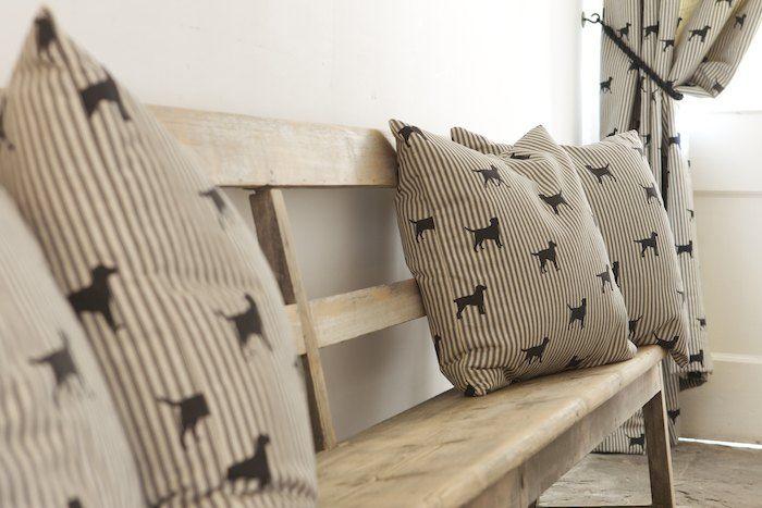 Emily Bond fabric UK...love the fabric!