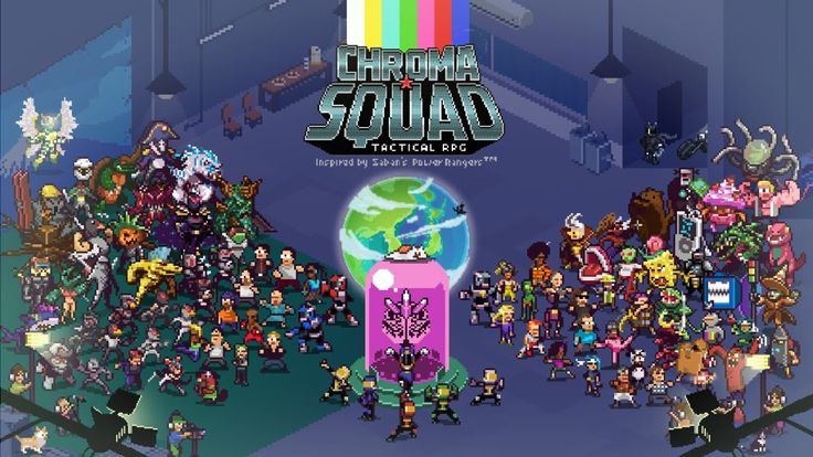 It's day #11 of the Elemental Challenge at The Well-Red Mage. That means I got to mention one of my favorites! Chroma Squad. A hilarious power ranger inspired game with an incredibly fun tactical battle system.  https://thewellredmage.wordpress.com/2017/07/11/elemental-challenge-day-eleven-tactical/  #VideoGame #Bloggers #Blogging #Gaming  #ElementalChallenge #Tactical #Tactics #ChromaSquad