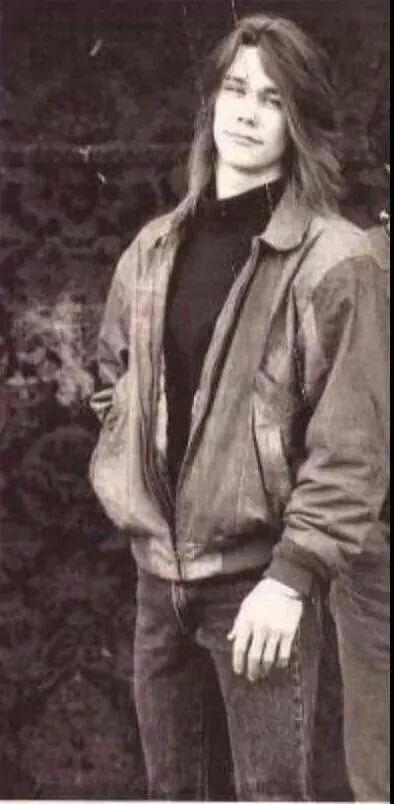 Myles Kennedy (born Myles Richard Bass in Boston 1969)