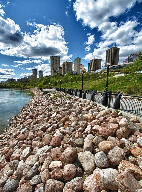 Edmonton Waterfront on Flickr.