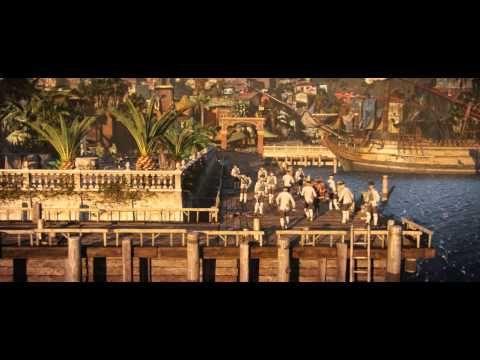 ▶ E3 Cinematic Trailer - Assassin's Creed 4 Black Flag [UK] - YouTube