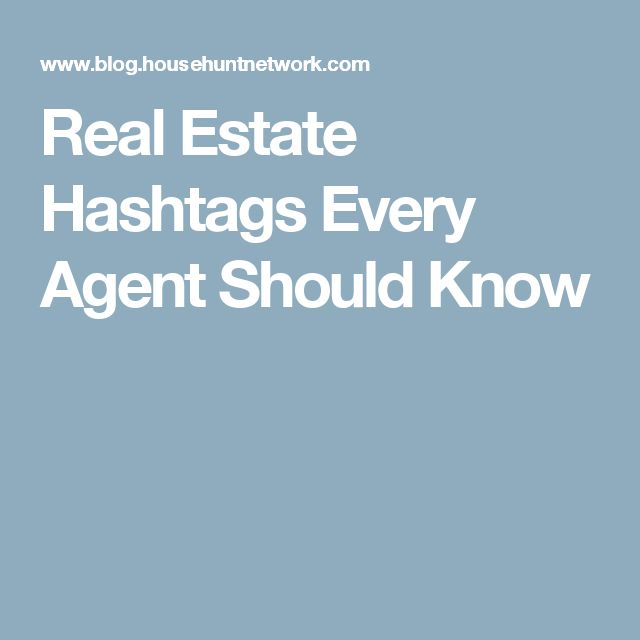 9 best Careers in real estate images on Pinterest