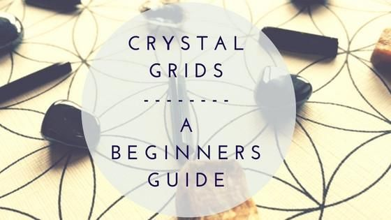 What are Crystal Grids?  A Beginners Guide to Crystal Grids