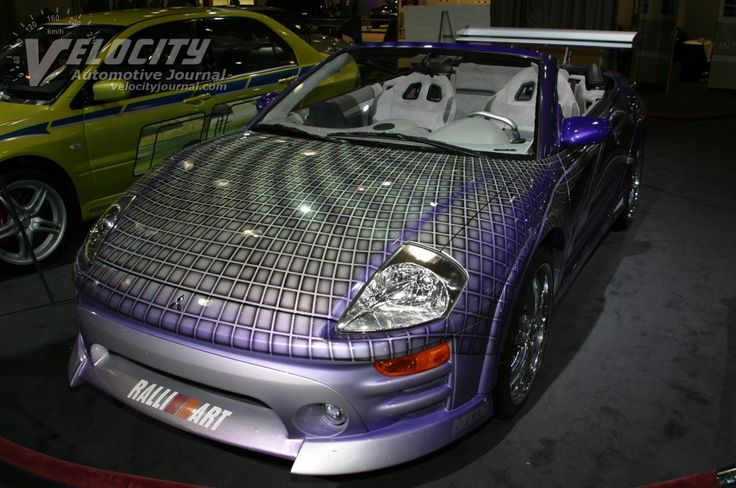 2003 Mitsubishi Eclipse Spider GTS - 2 Fast 2 Furious ...