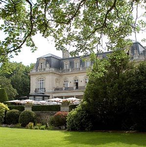 Domaine Les Crayères, Reims France. This is my absolute favorite place on earth. I have thought about getting married here or going here for part of my honey moon. Absolutely beautiful. So elegant.
