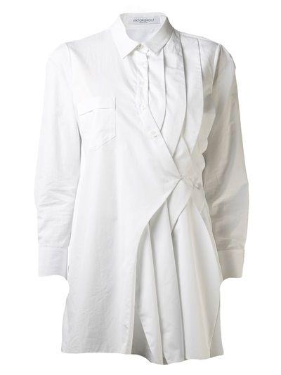 VIKTOR & ROLF - sculpted blouse 6