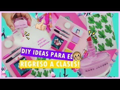 DIY INCREIBLES PARA LA ESCUELA / LIFE HACKS ♥ - Nelita - YouTube