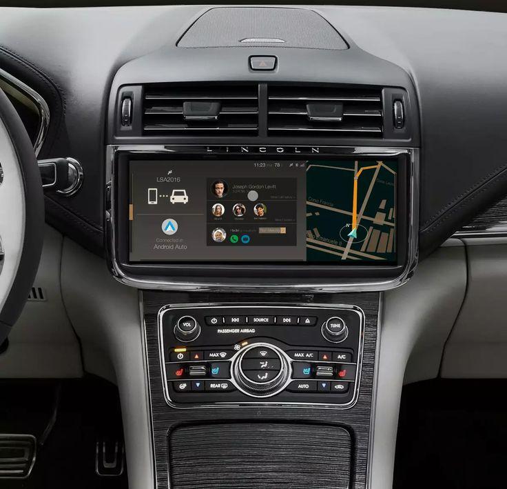 Lincoln Continental 2017 HMI Concept on Vimeo