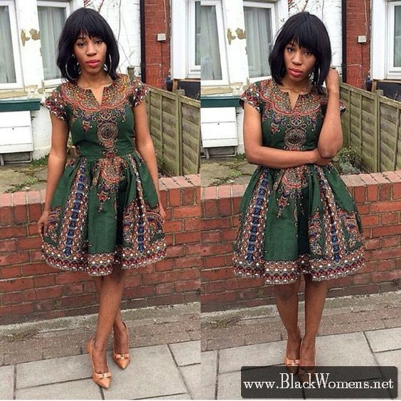 70+ New Ankara Styles That Are Killing The Scene