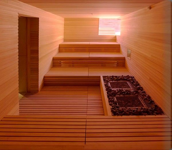 Sauna room: Amangiri Resort and Spa , Utah