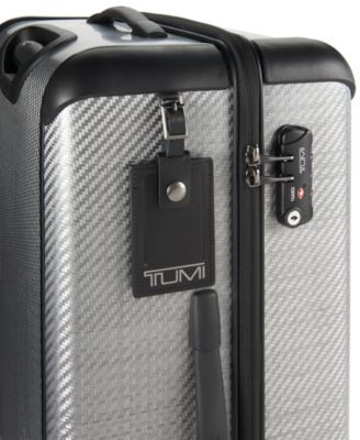 Tumi Hardside Carry On Luggage Review